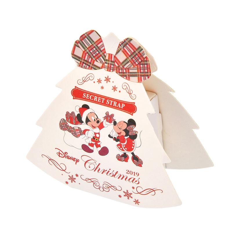 ミッキー&フレンズ シークレットストラップ Disney Christmas