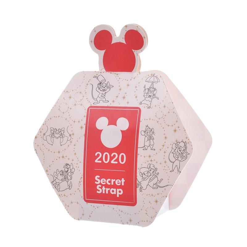 ディズニーキャラクター シークレットストラップ Year of Mouse