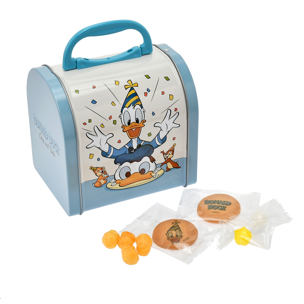 ドナルド、チップ&デール クッキー セット Donald Duck Birthday 2020
