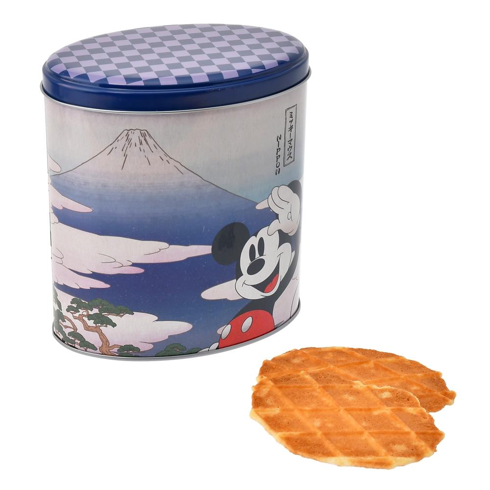 ミッキー クッキー Ukiyoe Japan