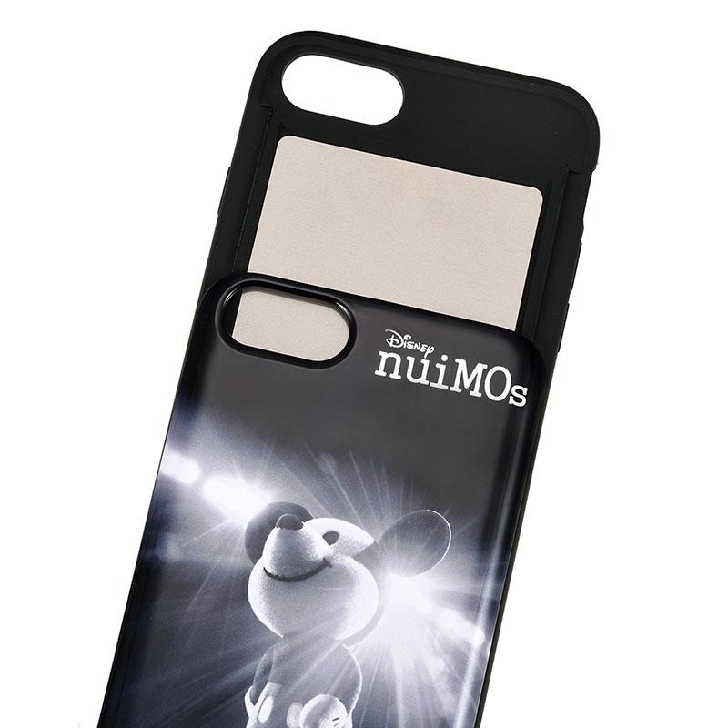 nuiMOs ミッキー iPhone 7/8用スマホケース・カバー Runway