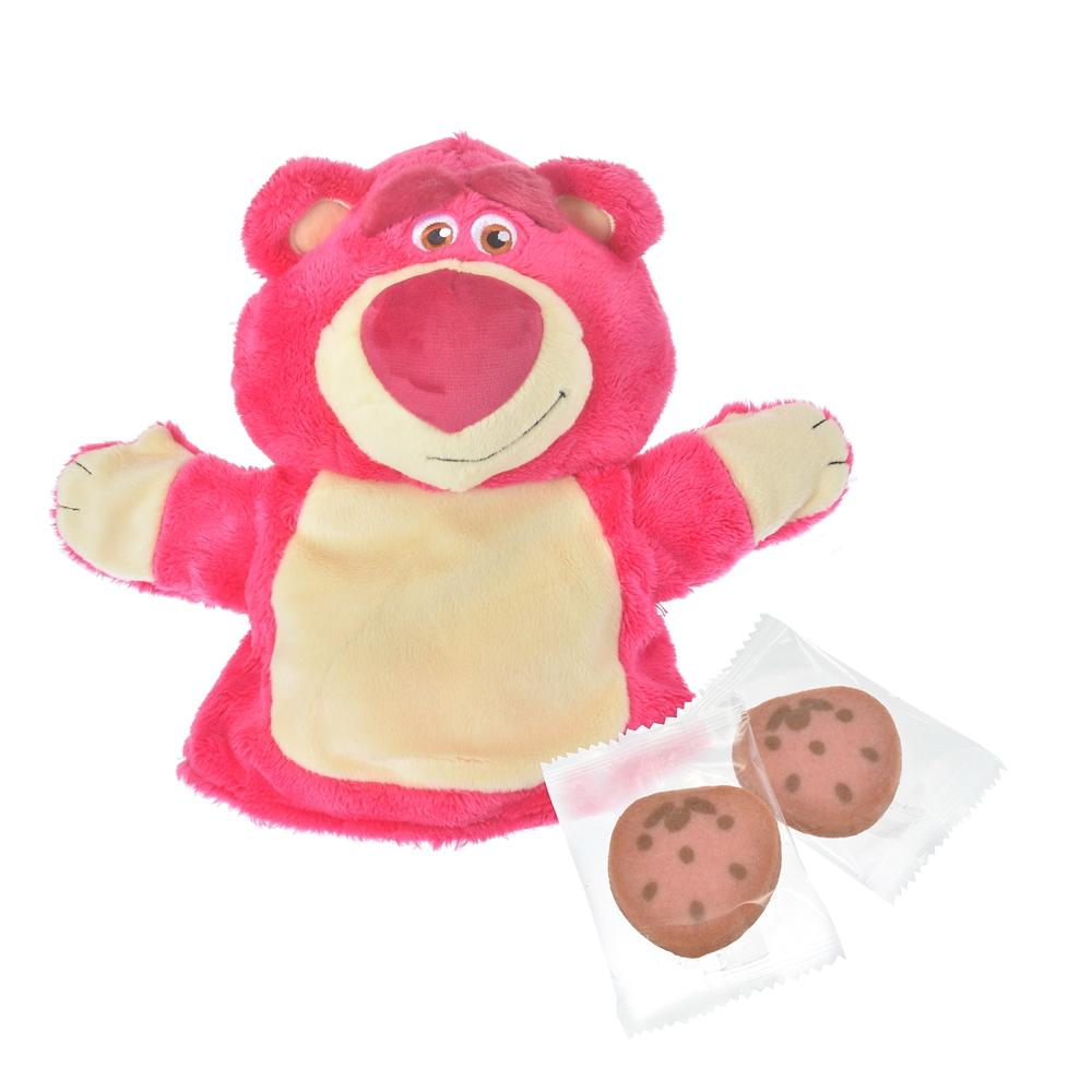 ロッツォ クッキー パペット巾着