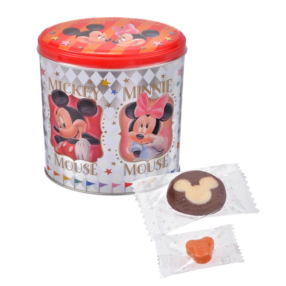 ミッキー&ミニー 焼きショコラ セット