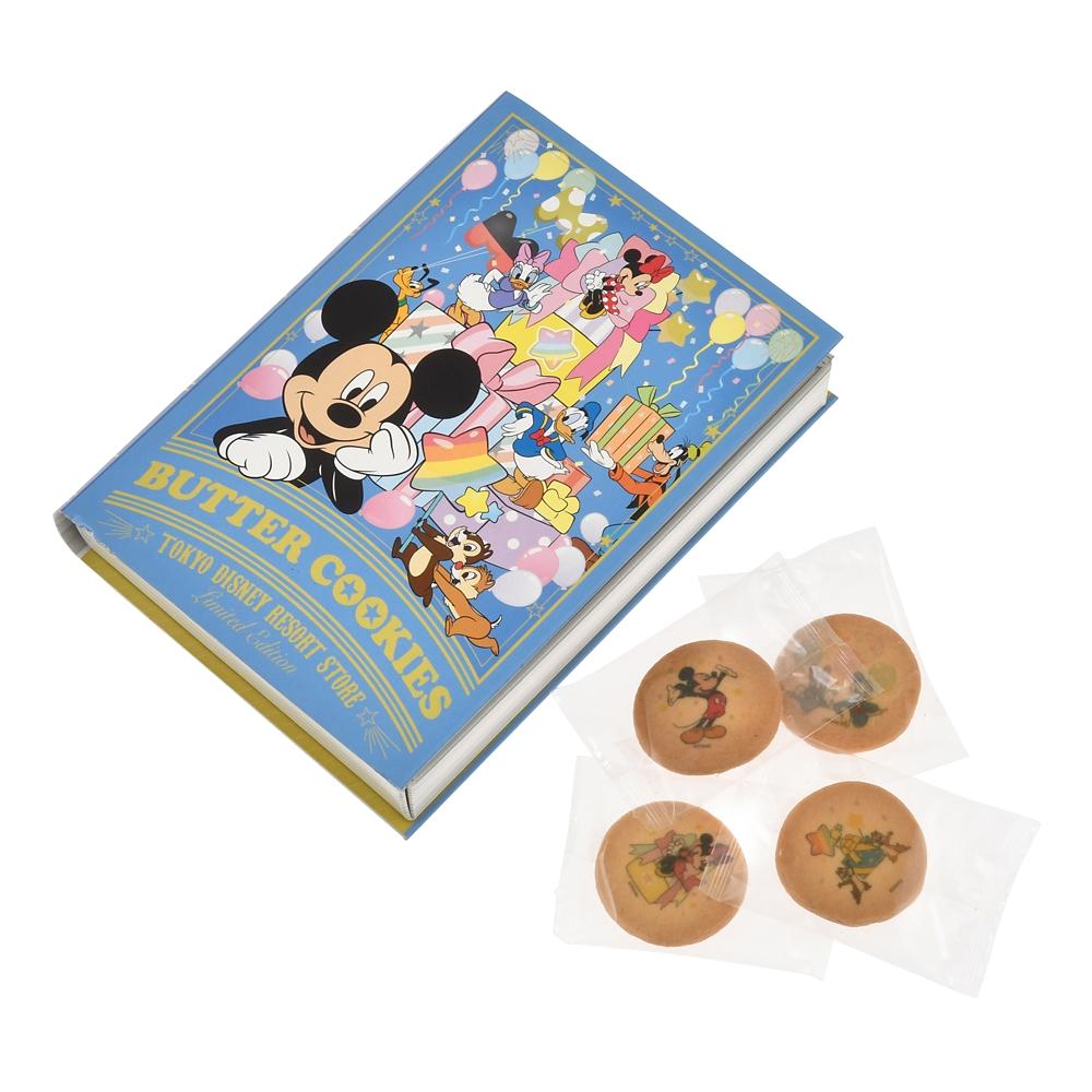ミッキー&フレンズ クッキー TOKYO DISNEY RESORT STORE Limted Edtion