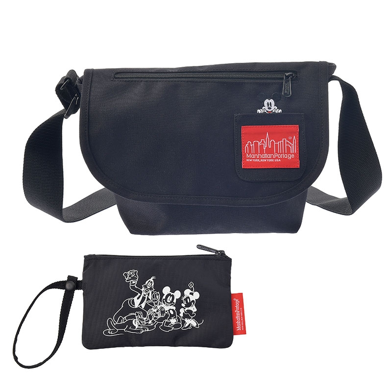 【Manhattan Portage】ミッキー メッセンジャーバッグ(M) Mickey Mouse Collection