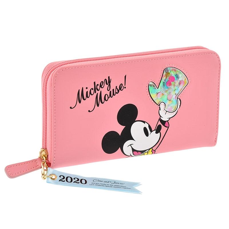 ミッキー 財布・ウォレット Let's Celebrate with Mickey Mouse 2020