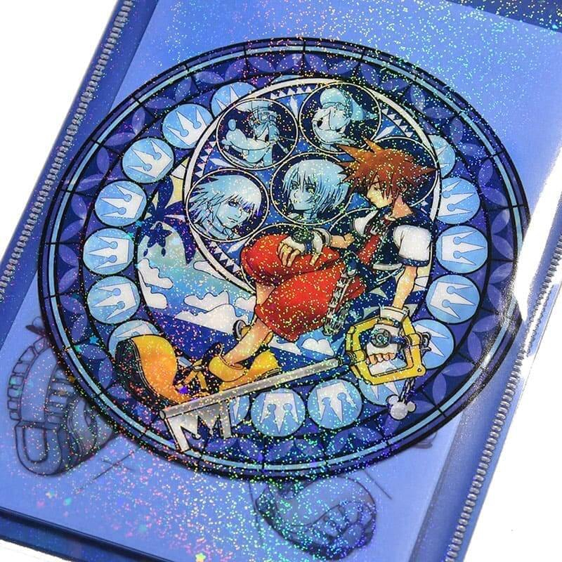 キングダム ハーツ ポストカード セット1 エンベロープファイル付き