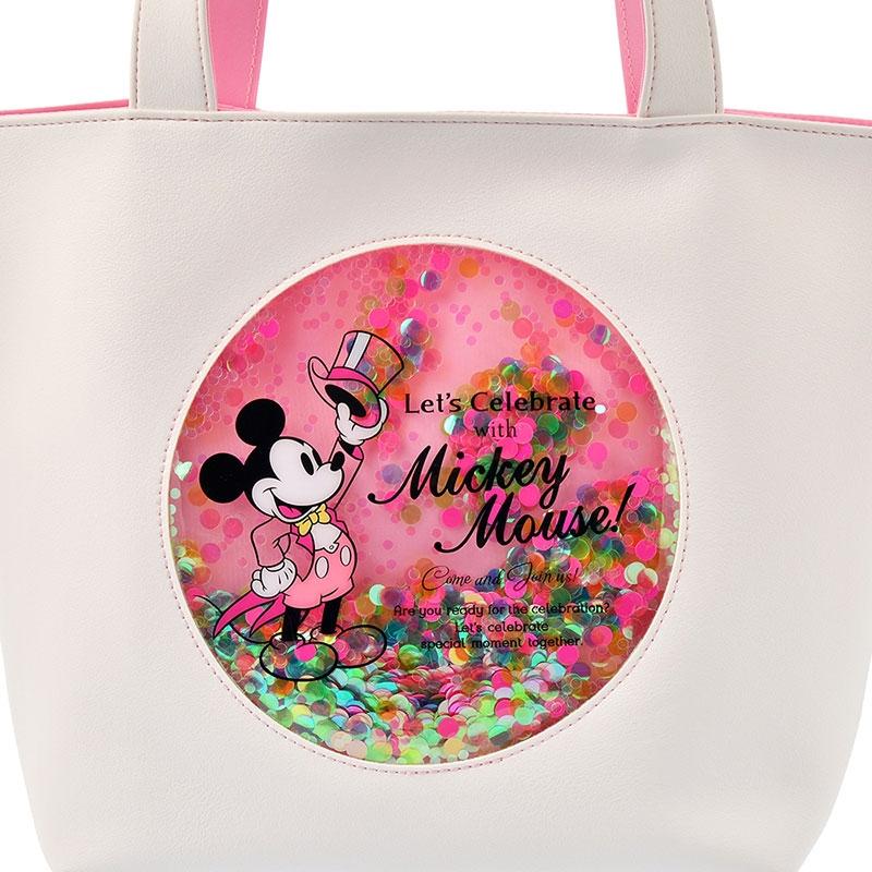 ミッキー トートバッグ Let's Celebrate with Mickey Mouse 2020