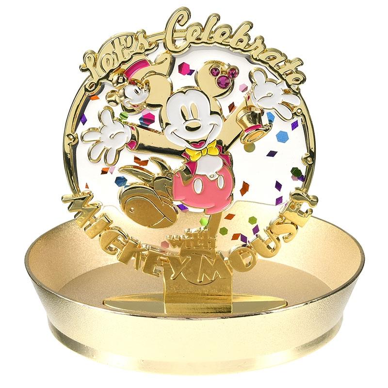ミッキー アクセサリートレー ピアス付き Let's Celebrate with Mickey Mouse 2020