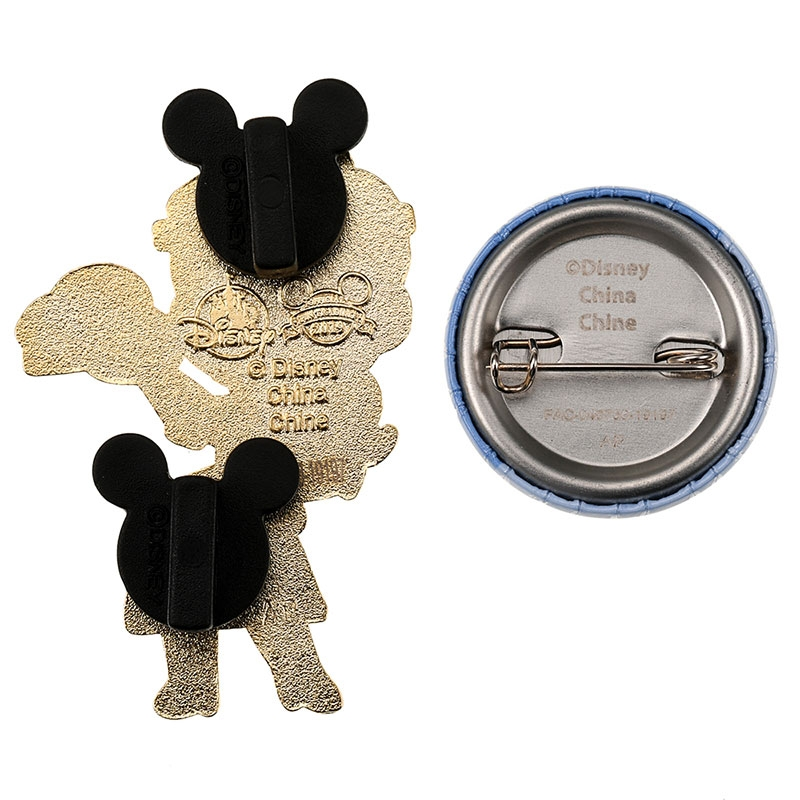 ディズニーキャラクター ピンバッジ・缶バッジ Oh My Disney