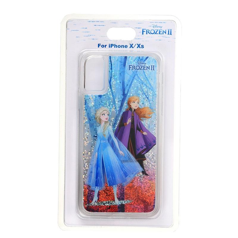 アナ&エルサ iPhone X/XS用スマホケース・カバー アナと雪の女王2