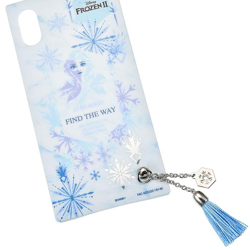 エルサ iPhone X/XS用スマホケース・カバー アナと雪の女王2