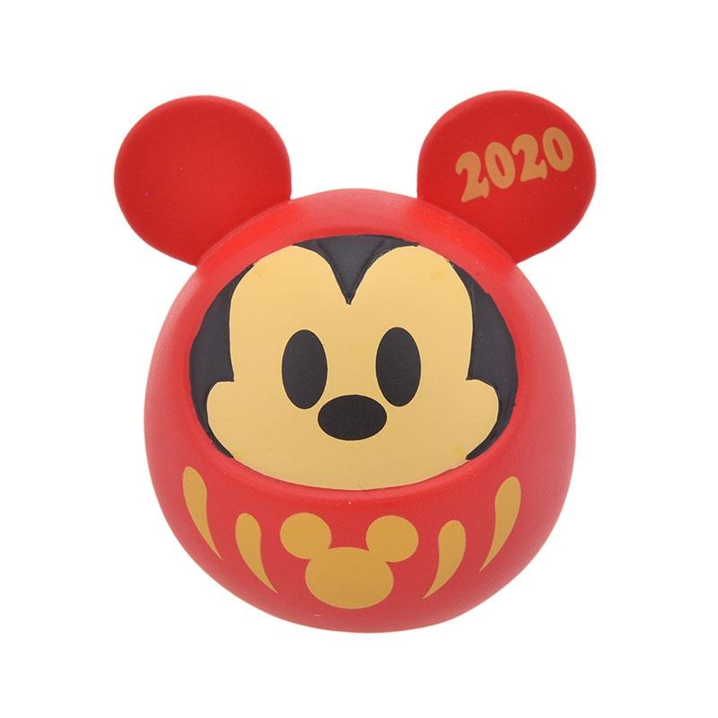 ミッキー マスコット だるま Eto Disney 2020