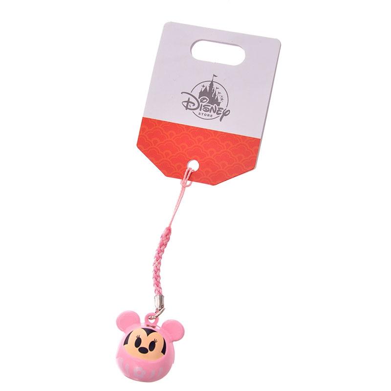 【アウトレット】ミニー ストラップ だるま Eto Disney 2020