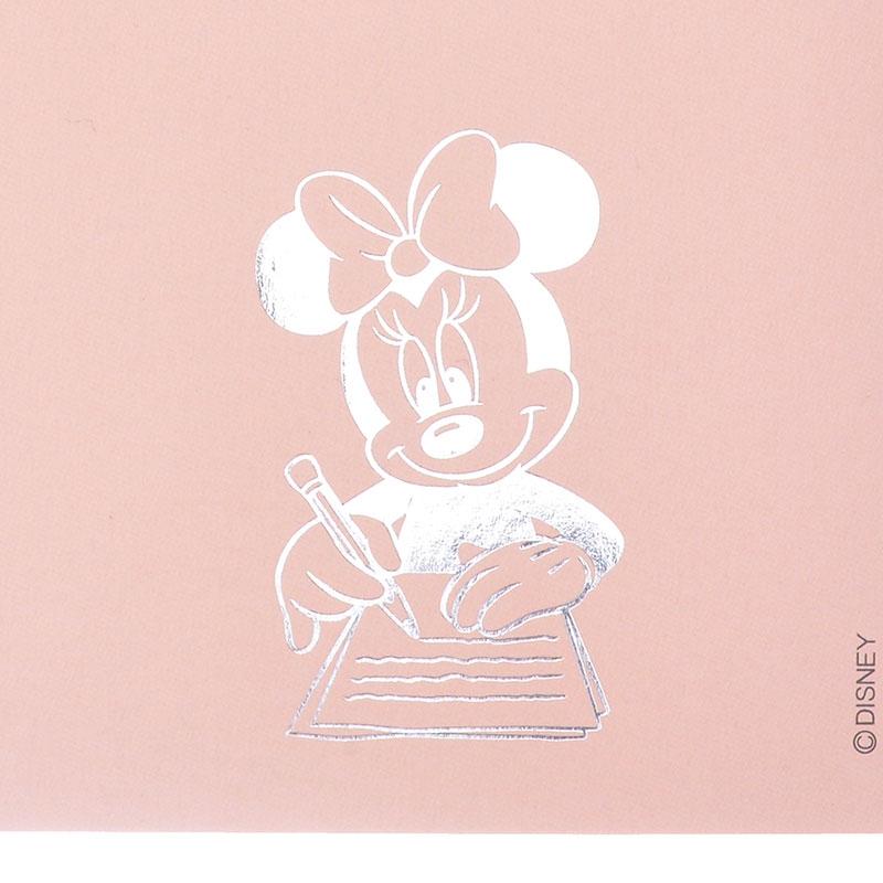 【デルフォニックス】ミニー Rollbahn ポケット付メモ Color Gradation