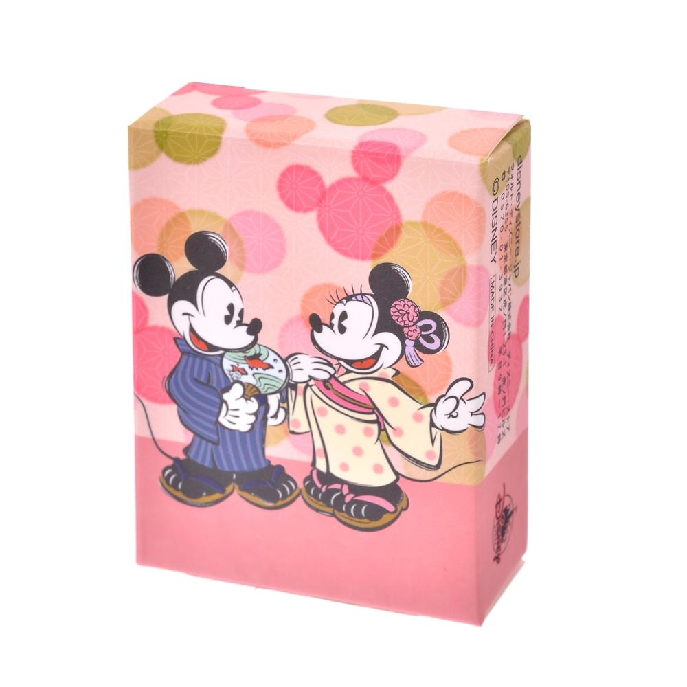 ミッキー&ミニー シークレットストラップ Japan Culture