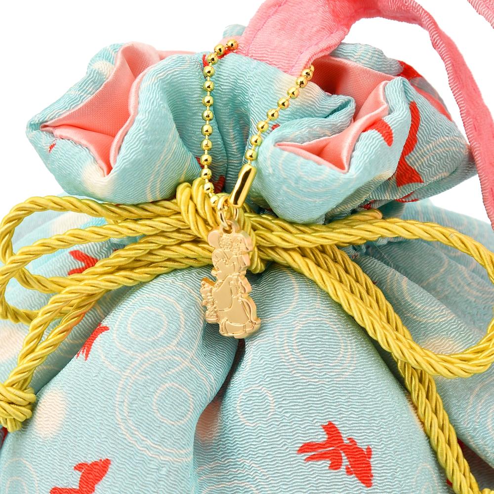 ミニー 巾着 Japan Culture