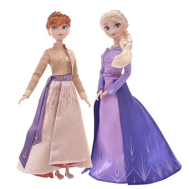 アナ&エルサ ドール アナと雪の女王2