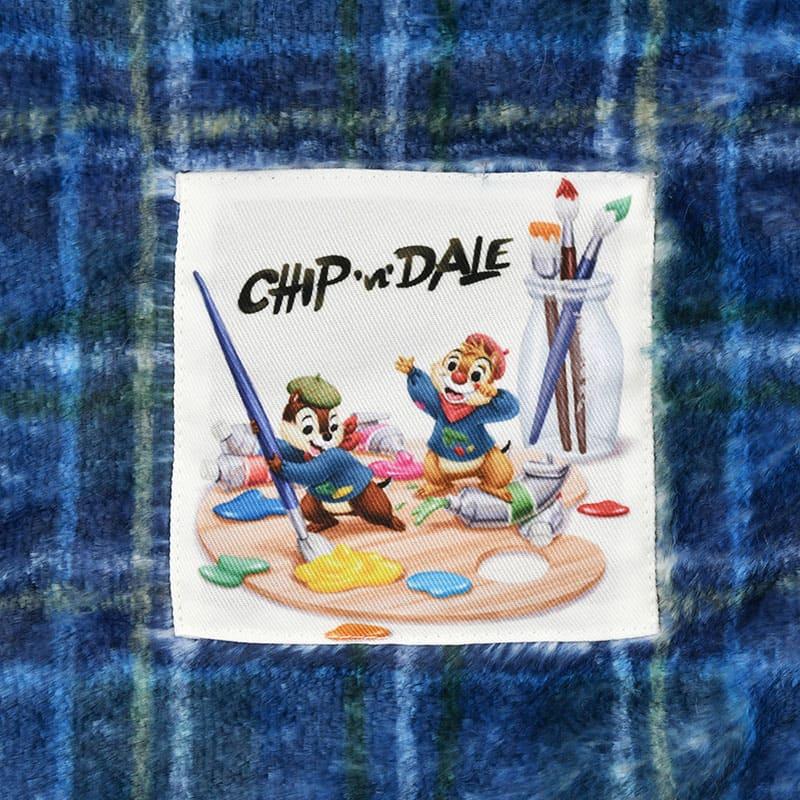チップ&デール ブランケット Chip&Dale Autumn Collection