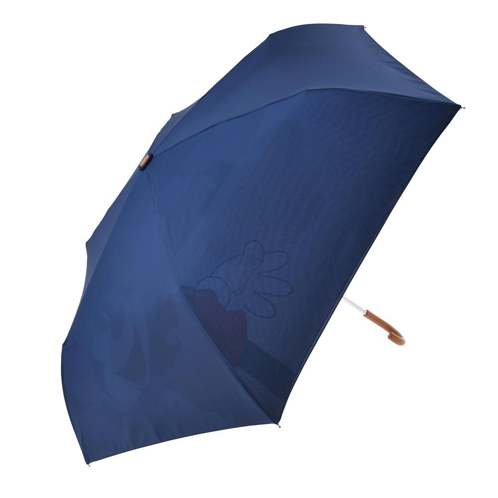 【アウトレット】ミッキー 傘 折りたたみ式 Ukiyoe Japan