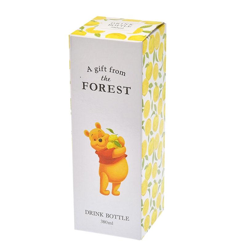 プーさん&ピグレット ステンレスボトル Yuzu Pooh