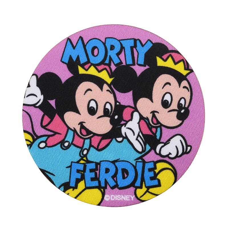 モーティー&フェルディ シール・ステッカー retro
