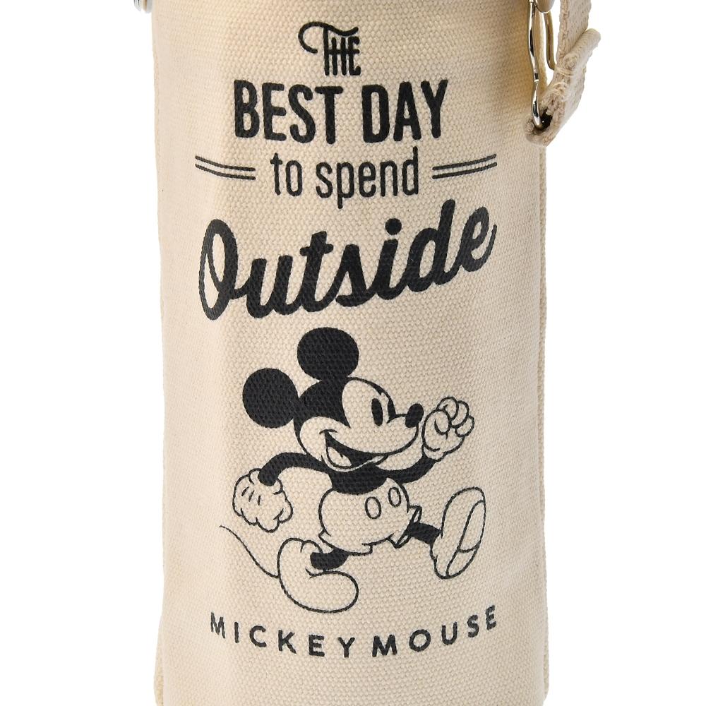 ミッキー ペットボトルホルダー ショルダー付き Disney Outdoor 2020