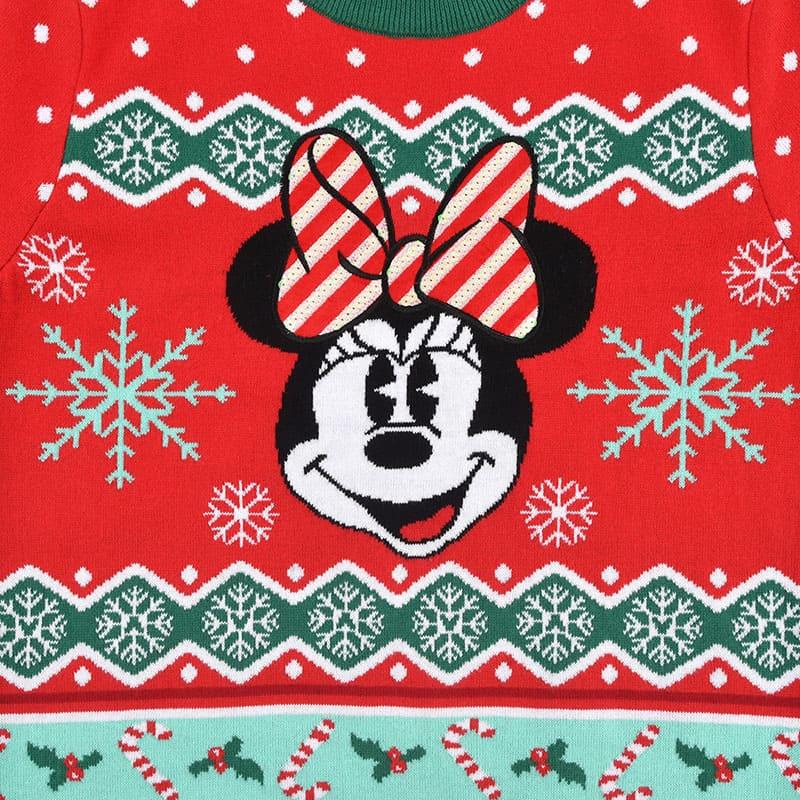 ミニー セーター(M) Disney Christmas
