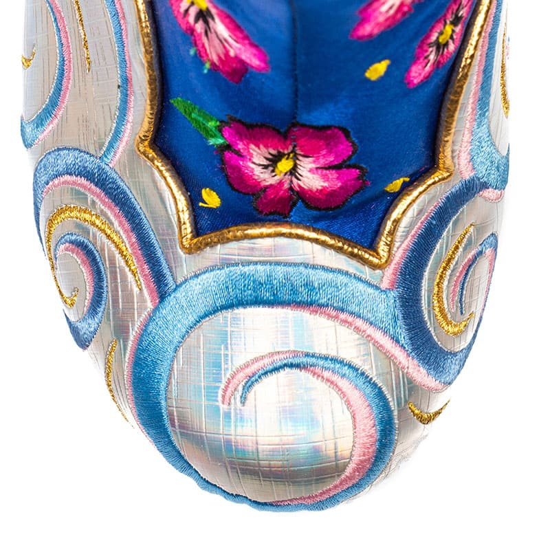 【Irregular Choice】ムーラン レディース用ブーツ(23.5) Be True To Who You Are