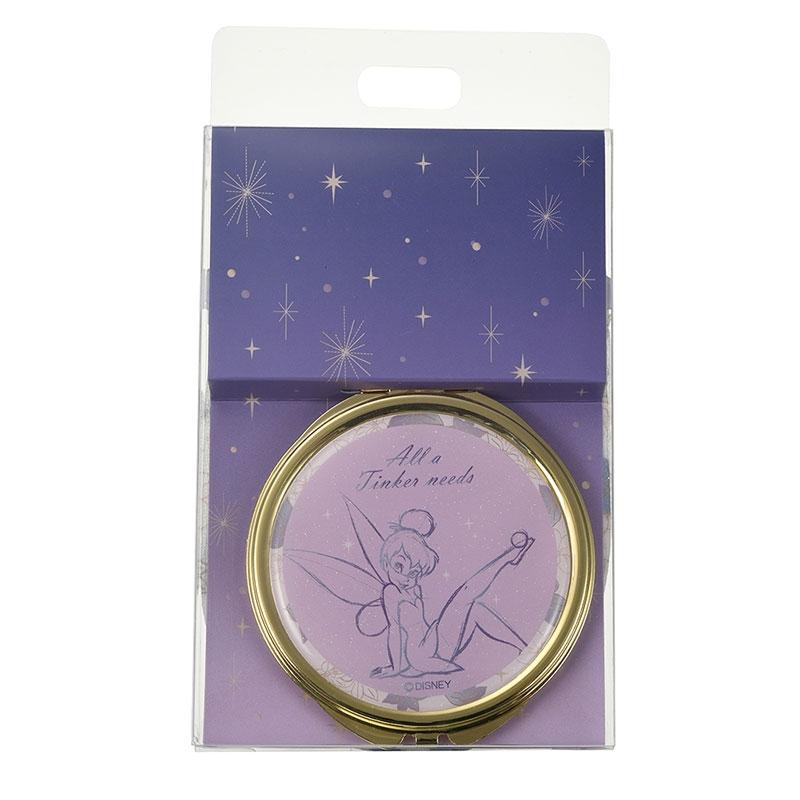 ティンカー・ベル ハンドミラー・手鏡 巾着付き Starry Night
