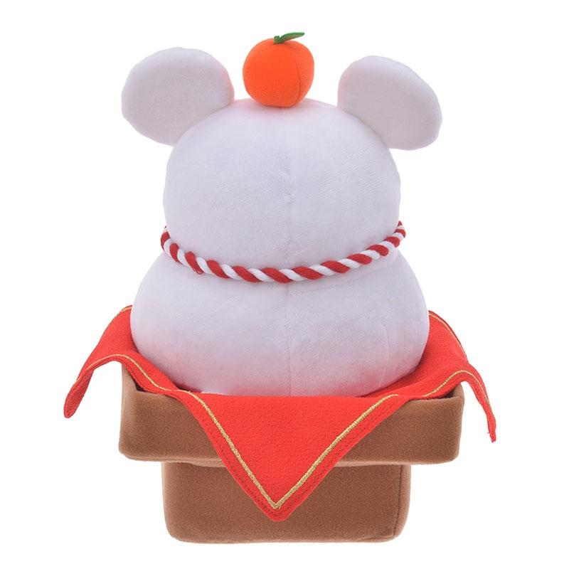ミッキー ぬいぐるみ 鏡餅 Eto Disney 2020