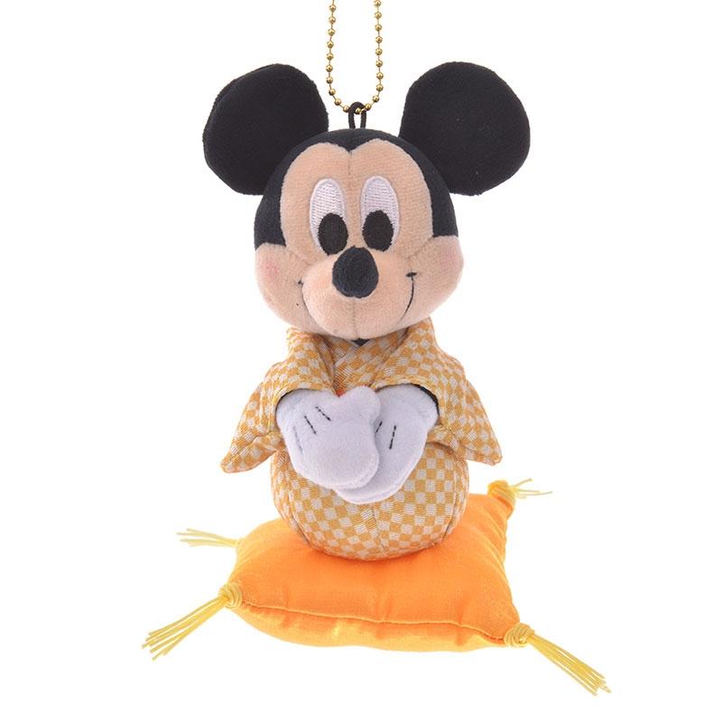 ミッキー ぬいぐるみキーホルダー・キーチェーン Eto Disney 2020