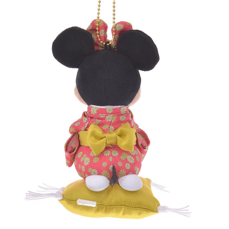 ミニー ぬいぐるみキーホルダー・キーチェーン Eto Disney 2020