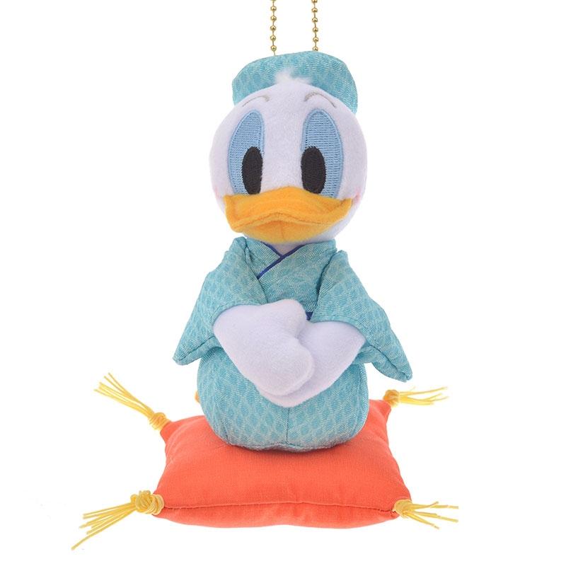 ドナルド ぬいぐるみキーホルダー・キーチェーン Eto Disney 2020