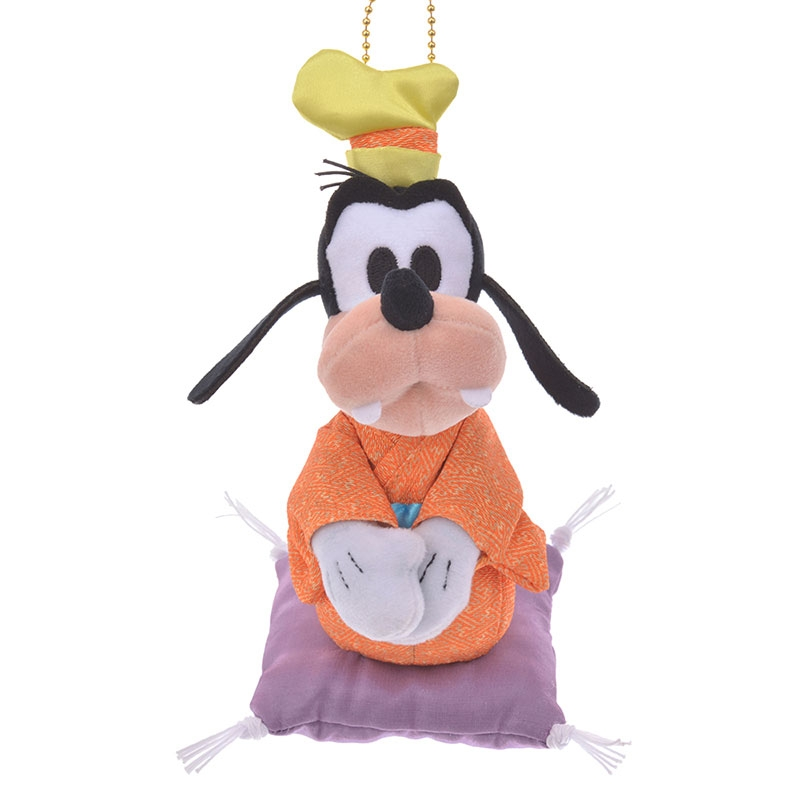 グーフィー ぬいぐるみキーホルダー・キーチェーン Eto Disney 2020