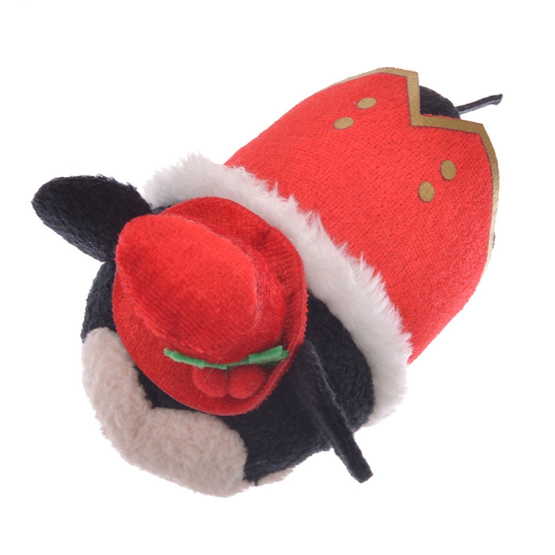 ツムツム ぬいぐるみ クリスマス ミッキー ひいらぎ ミニ(S) TSUM TSUM