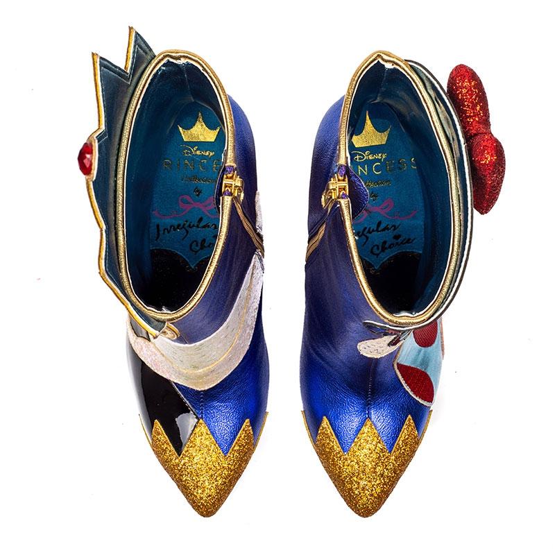 【Irregular Choice】白雪姫、女王 レディース用ブーツ(23.5) Still The Fairest