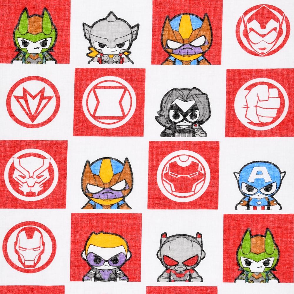マーベル てぬぐい Mini Heros