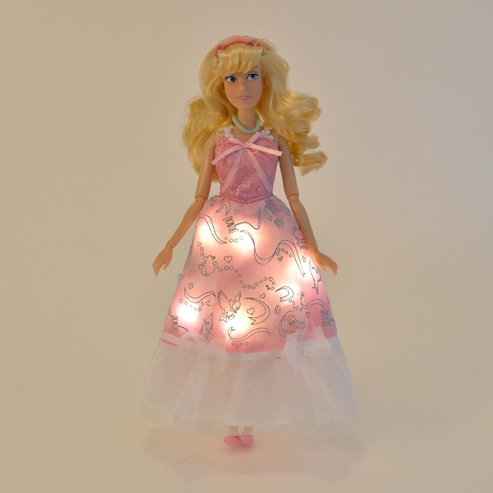 シンデレラ クラシックドール ライトアップドレス