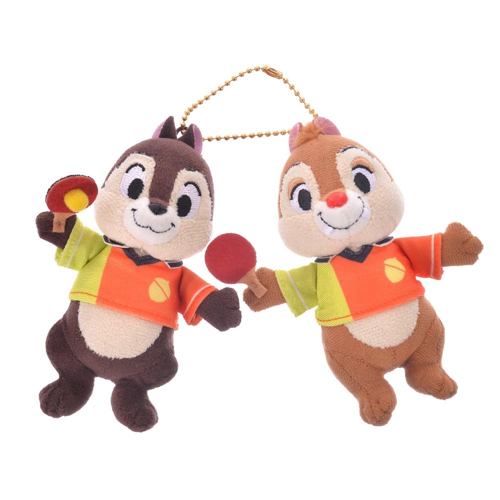 チップ&デール ぬいぐるみキーホルダー・キーチェーン Sports