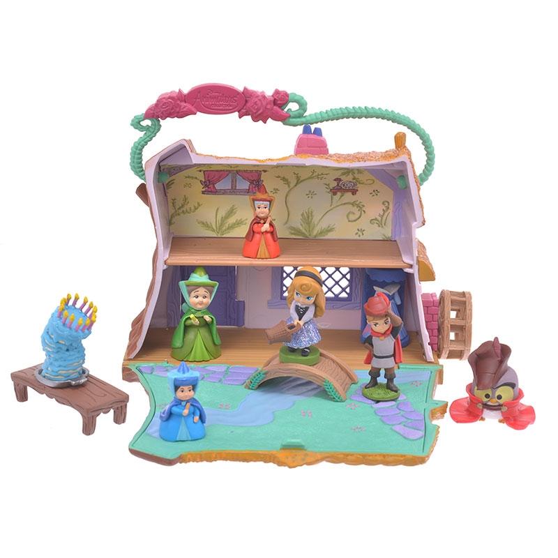 ディズニー アニメーターズ コレクション 眠れる森の美女 プレイセット リトル