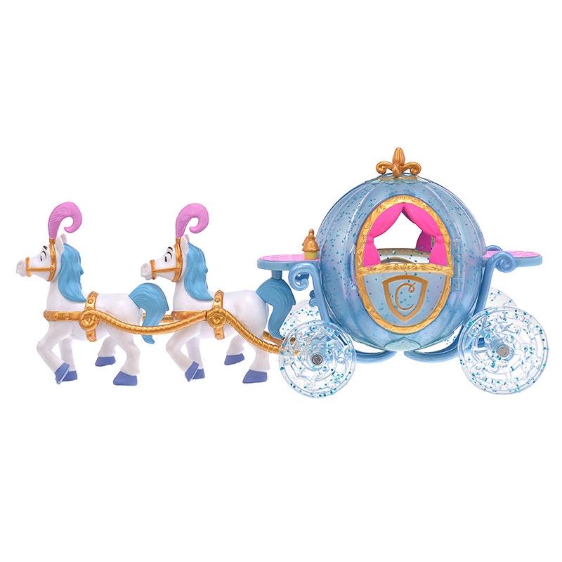 ディズニー アニメーターズ コレクション シンデレラ フィギュアセット 馬車 リトル