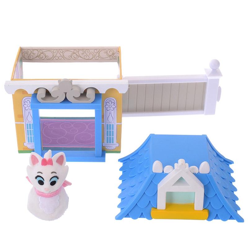 スタータープレイセット ホーム マリー おしゃれキャット Disney Furrytale friends