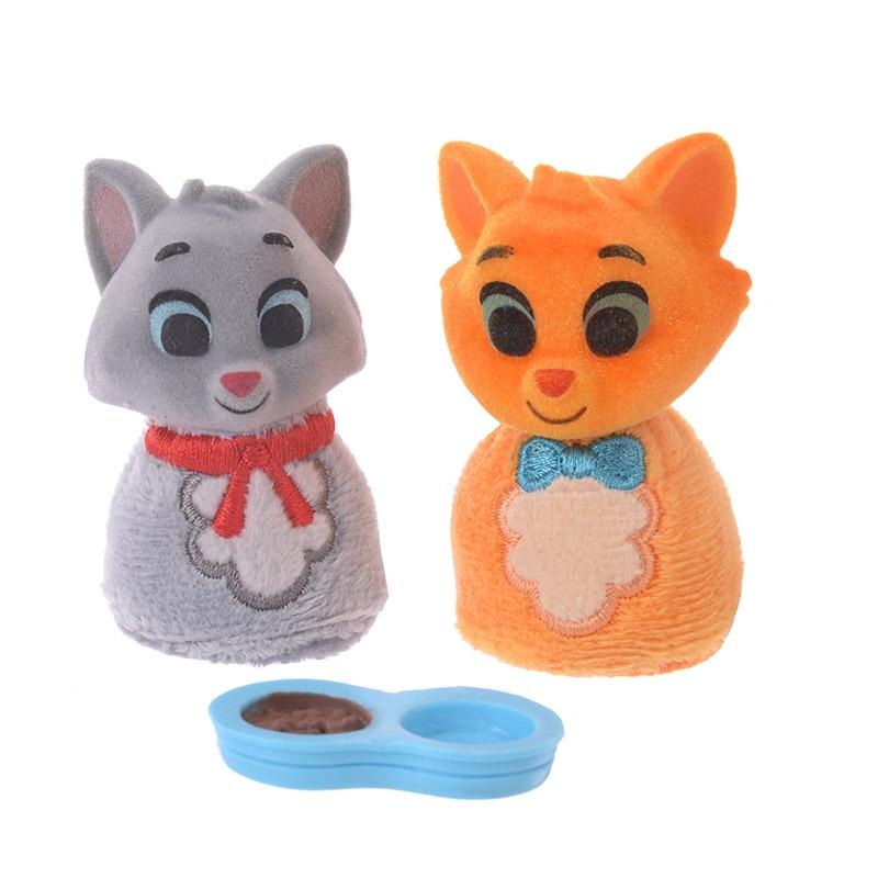 フィギュアセット おしゃれキャット Disney Furrytale friends