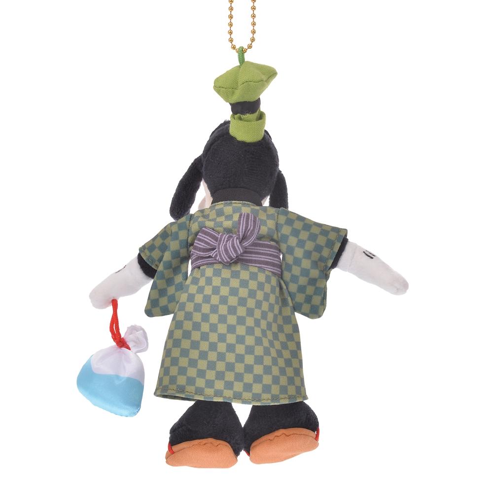 【アウトレット】グーフィー ぬいぐるみキーホルダー・キーチェーン 浴衣