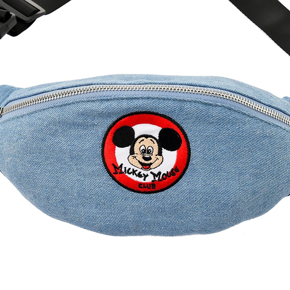 ミッキー ボディバッグ・ウエストポーチ ミッキーマウス・クラブ