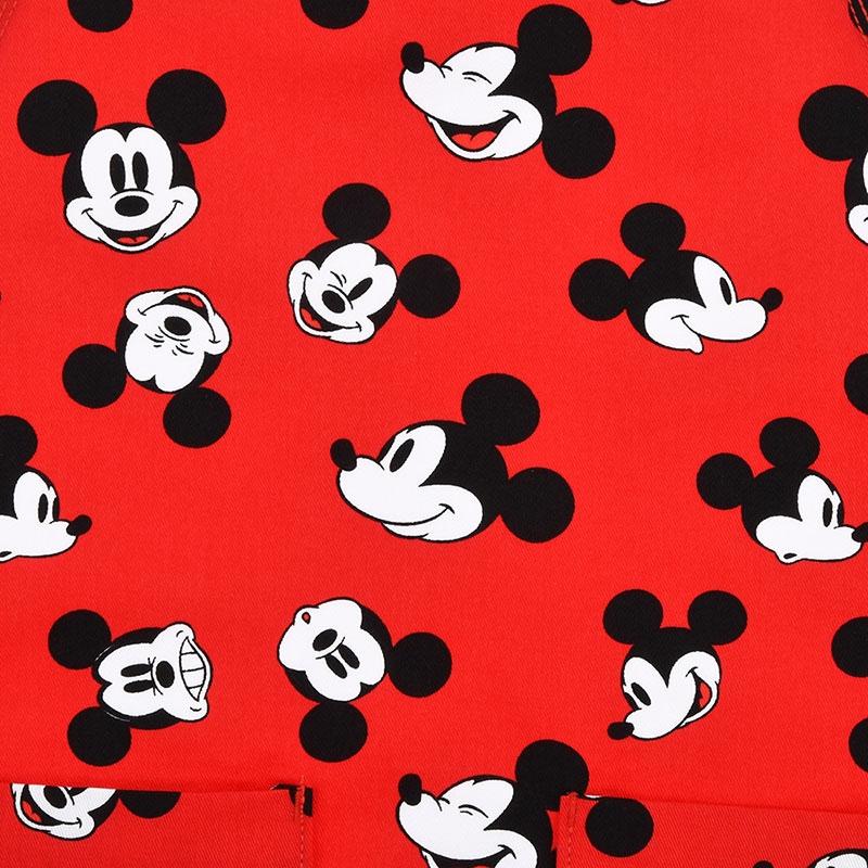 ミッキー キッズ用エプロン セット FACE Disney Eats