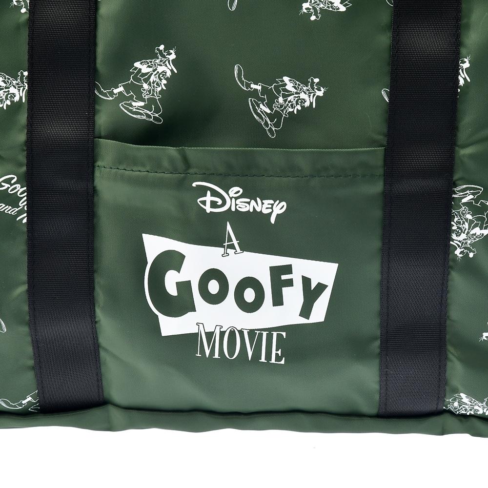 グーフィー&マックス ボストンバッグ 折りたたみ式  We love Goofy 2020