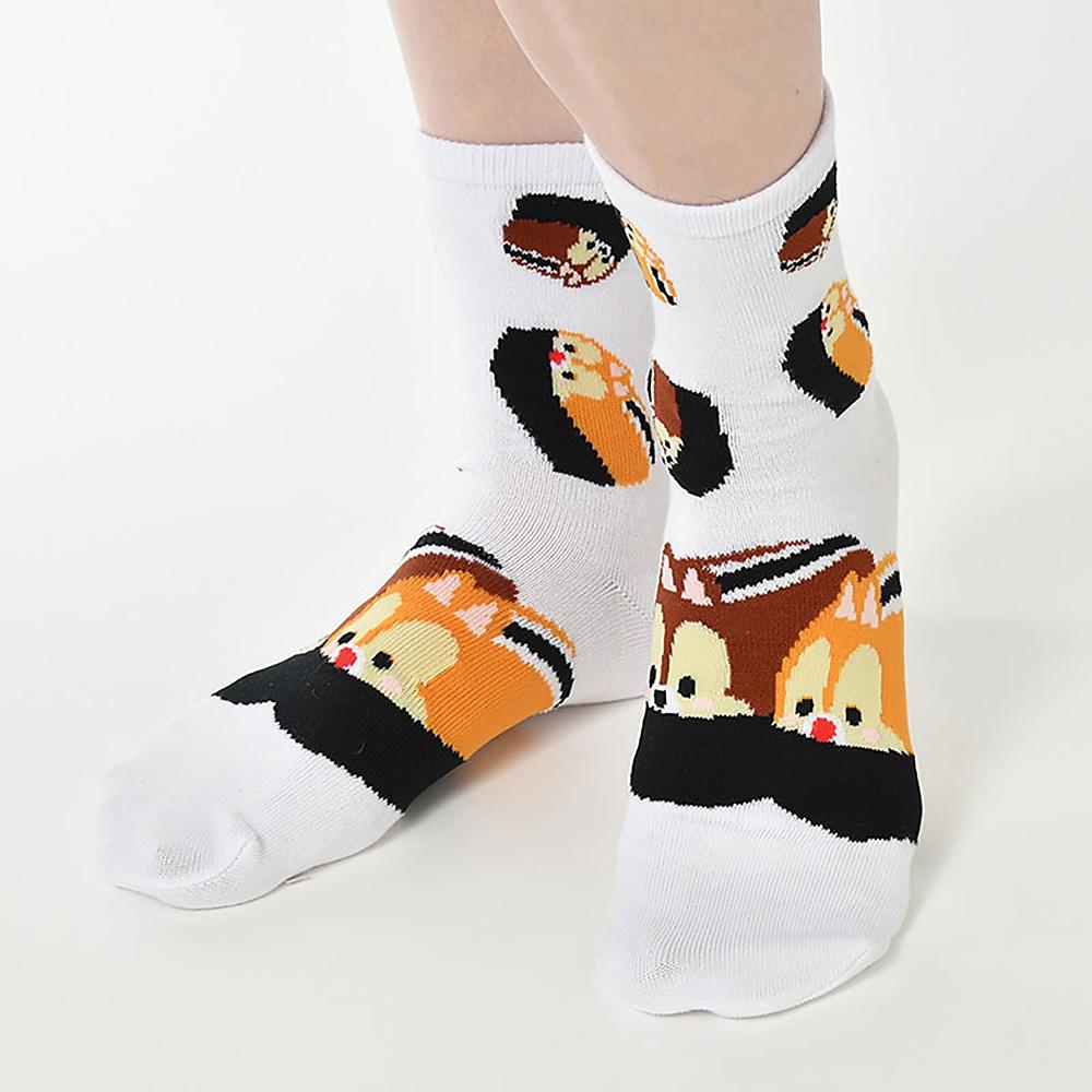 【アウトレット】ツムツム チップ&デール 靴下 ツムツム寿司
