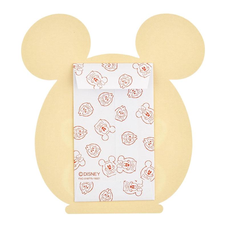 ミッキー ぽち袋 だるま Eto Disney 2020